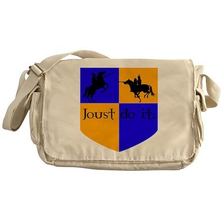 Jousting 2 Messenger Bag