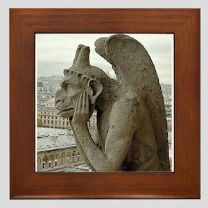 Paris No. 7 Framed Tile