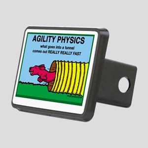 AgilityPhysics Rectangular Hitch Cover