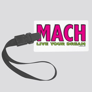 LiveYourDream Large Luggage Tag