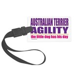 AUSTRDAY.png Large Luggage Tag