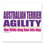 AUSTRDAY.png Square Car Magnet 3