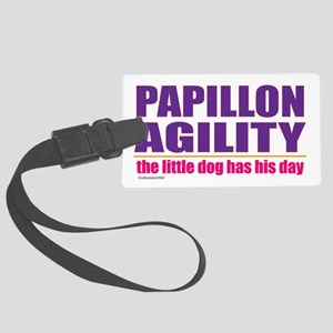 Papillonday Large Luggage Tag