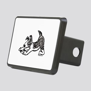 playball Rectangular Hitch Cover