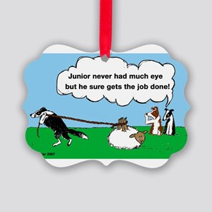 Juniorcartoon.png Picture Ornament