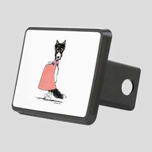 PuppiesOnThe Way Rectangular Hitch Cover