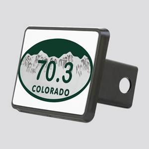 70.3 Colo License Plate Rectangular Hitch Cover
