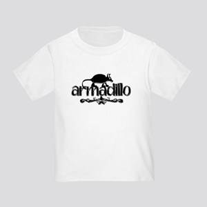 armadillo Toddler T-Shirt