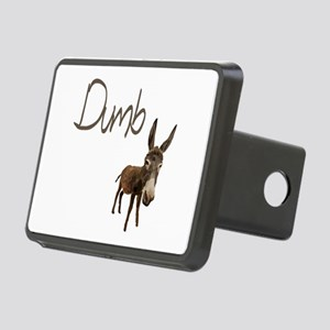 Dumb Donkey Rectangular Hitch Cover