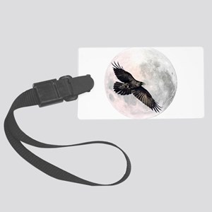 Flying Crow Large Luggage Tag
