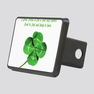 4leafcloverfriend Rectangular Hitch Cover