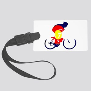 Colorado Cycling Large Luggage Tag