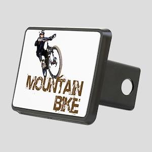 Mountain Bike Rectangular Hitch Cover