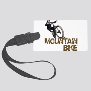 Mountain Bike Large Luggage Tag