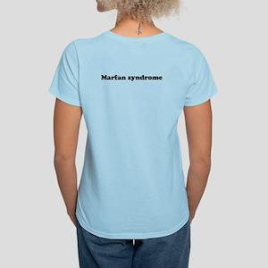 No Basketball + Marfan Women's Light T-Shirt