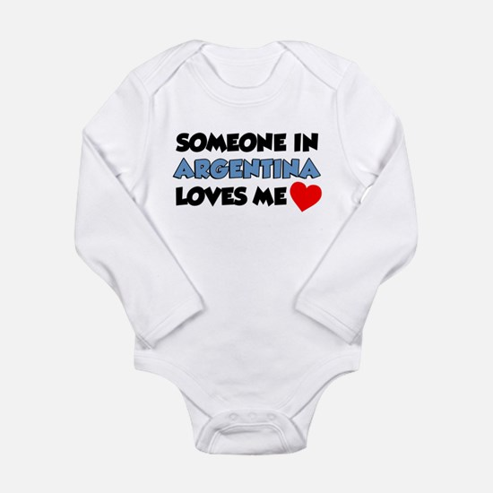 Someone Argentina Love Baby Outfits