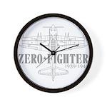 ZEROFIGHTER3 Wall Clock