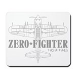 ZEROFIGHTER3 Mousepad