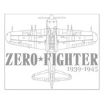 ZEROFIGHTER3 Small Poster