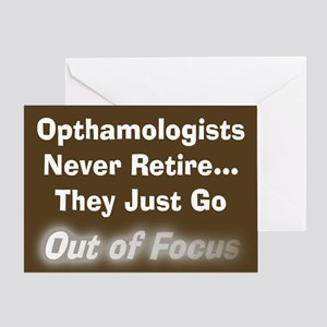 opthamologist never retire blanket brown Greet