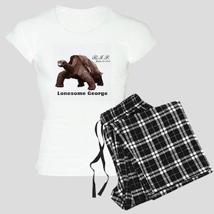 R.I.P. Lonesome George Women's Light Pajamas