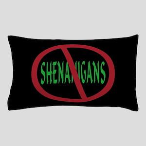 No Shenanigans Symbol Pillow Case