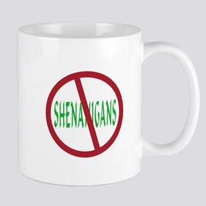 No Shenanigans Symbol Mug