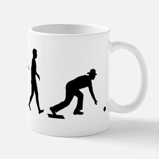 Lawn Bowling Mug