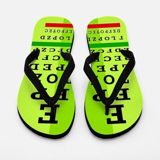 Eye Chart FF 4.PNG Flip Flops