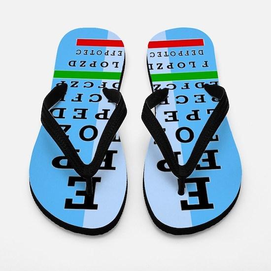 Eye Chart FF 1.PNG Flip Flops