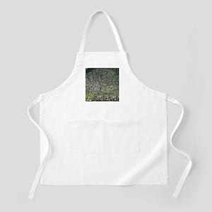 Gustav Klimt Apple Tree Apron