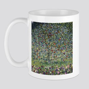 Gustav Klimt Apple Tree Mug
