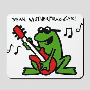 frog n roll 07-2011 A 3c Mousepad