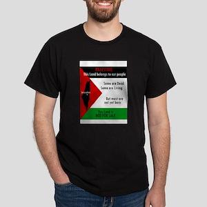 Palestine map,flag and faith T-Shirt