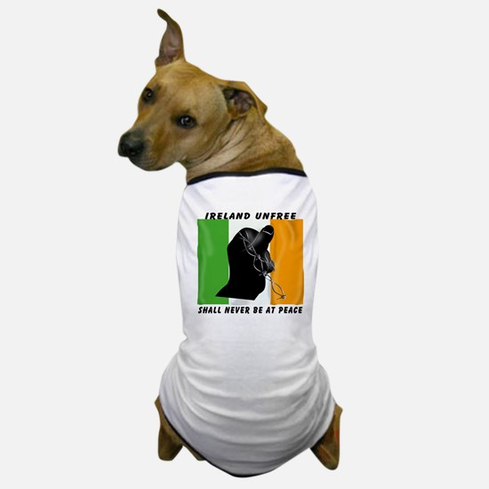 unfreewhite.png Dog T-Shirt