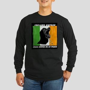 unfreewhite Long Sleeve Dark T-Shirt