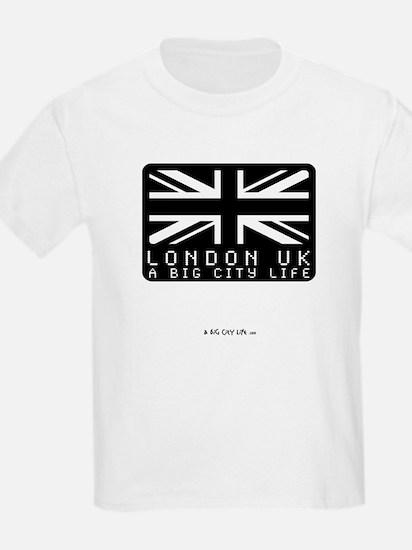 Hype british flag Kids T-Shirt
