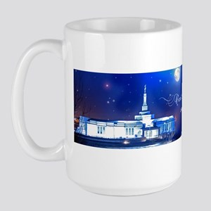 Temple Montréal, Large Mug
