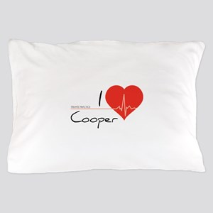 I love Cooper Pillow Case