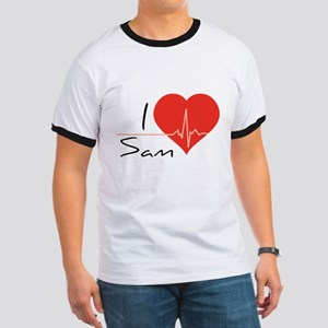 I love Sam Ringer T