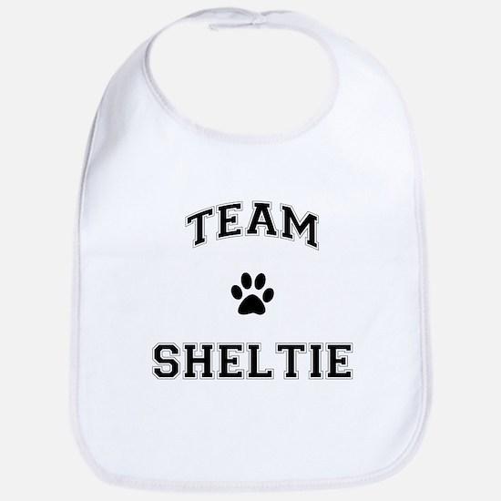 Team Sheltie Bib