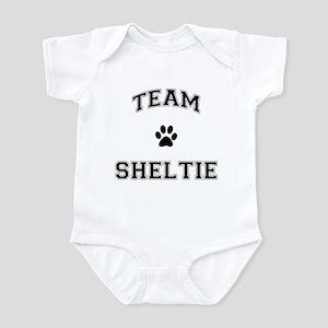 Team Sheltie Infant Bodysuit
