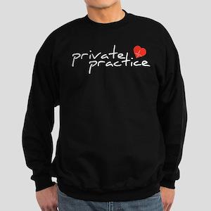 Private practice Sweatshirt (dark)