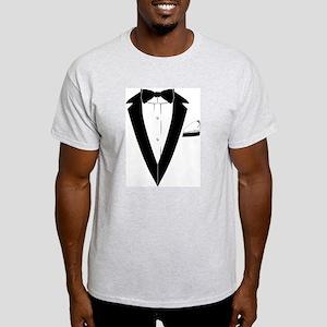 TUXEDO Tshirt (007 style) Light T-Shirt