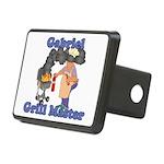 Grill Master Gabriel Rectangular Hitch Cover
