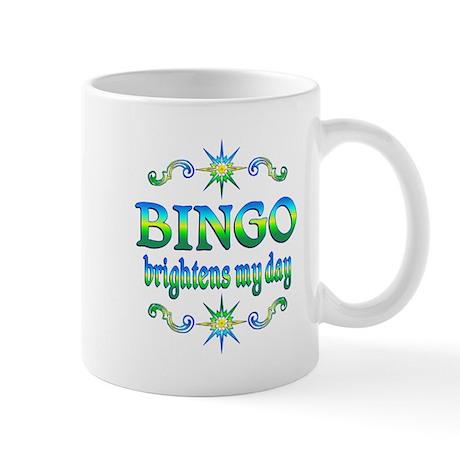 BINGO Brightens Mug