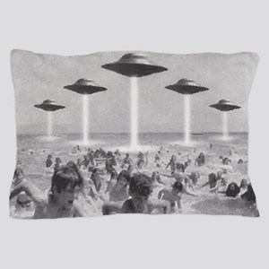 Beach Attack Pillow Case