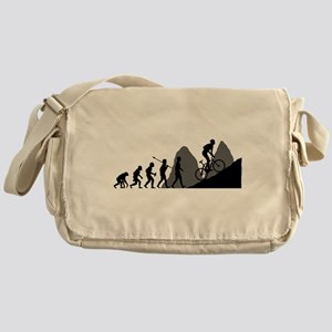 Mountain Biking Messenger Bag