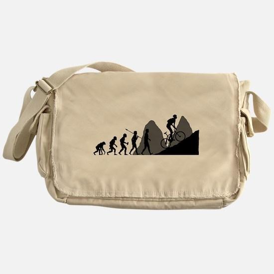 Mountain Biking Messenger Bag