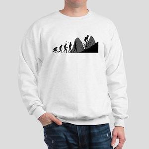 Mountain Biking Sweatshirt